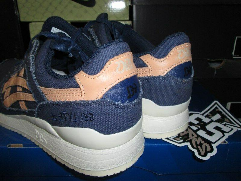 SALE LYTE III TAN BLUE H7E2N 4971 SZ DS KITH