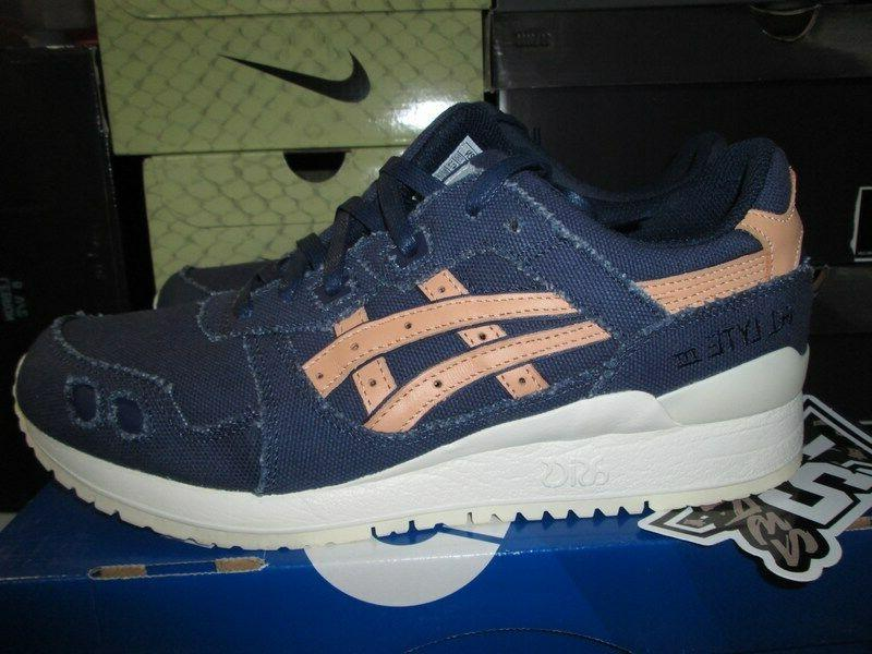 SALE ASICS III BLUE DENIM 4971 SZ DS KITH