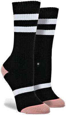 Socks Women Black/Pink Stance Woman Everyday Tomboy Athletic