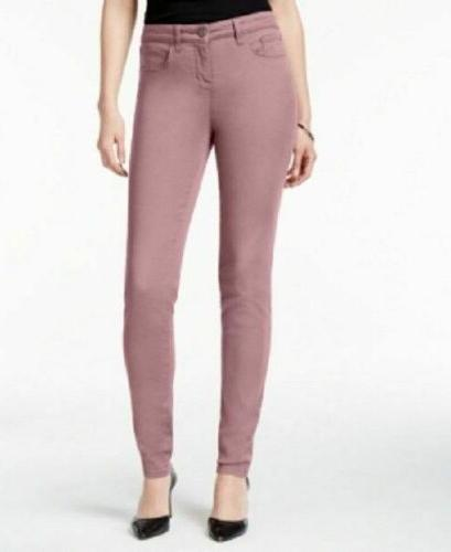 style and co curvy fit skinny jeans