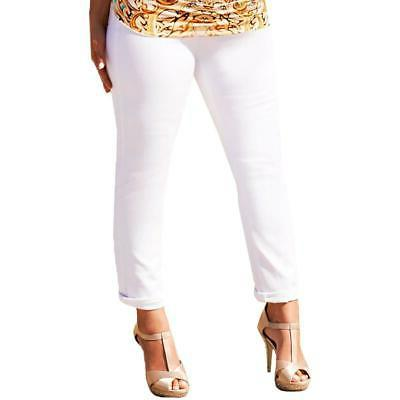 style and co womens tummy control slim