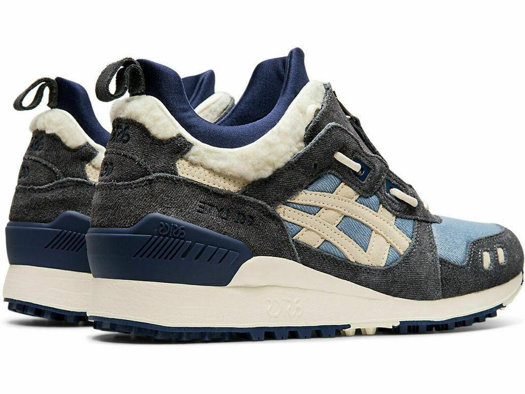 ASICS Tiger Unisex GEL-Lyte MT Sheep Suede Baby Blue Tyga Je