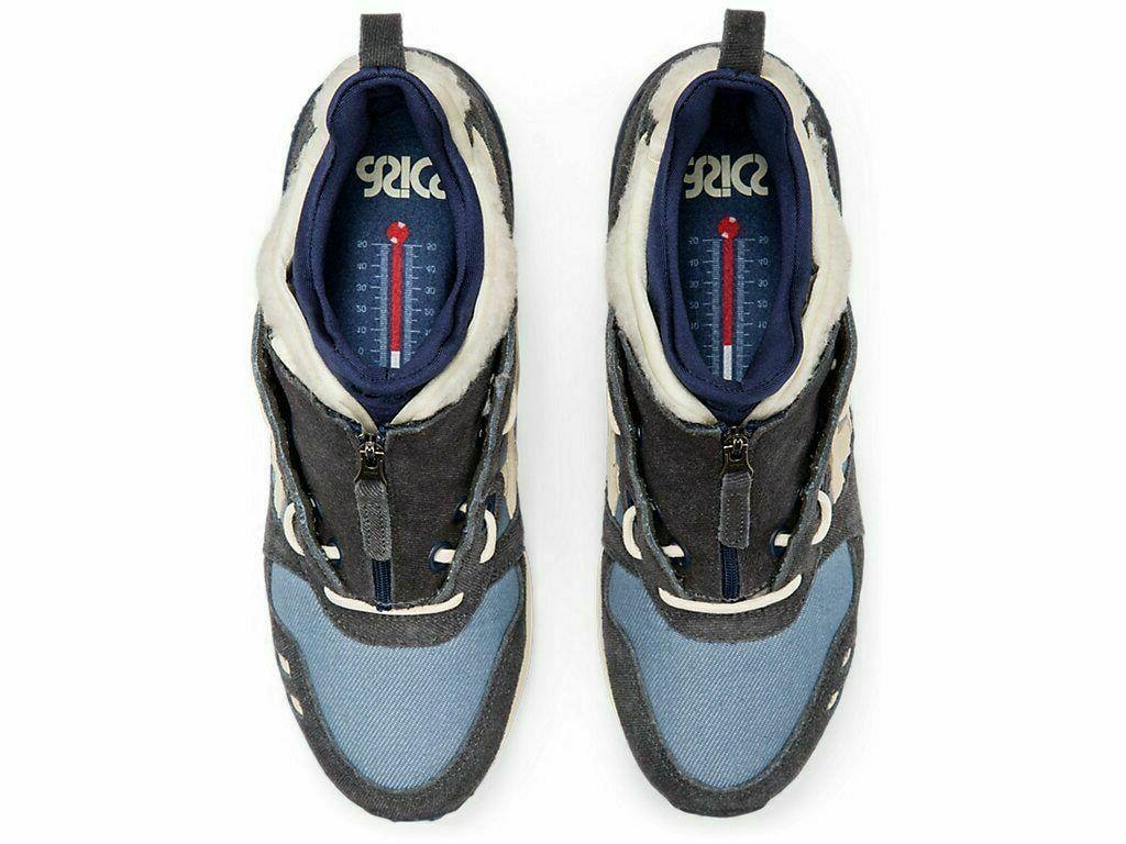 ASICS Tiger Unisex MT Suede Blue Jeans Boost Royal