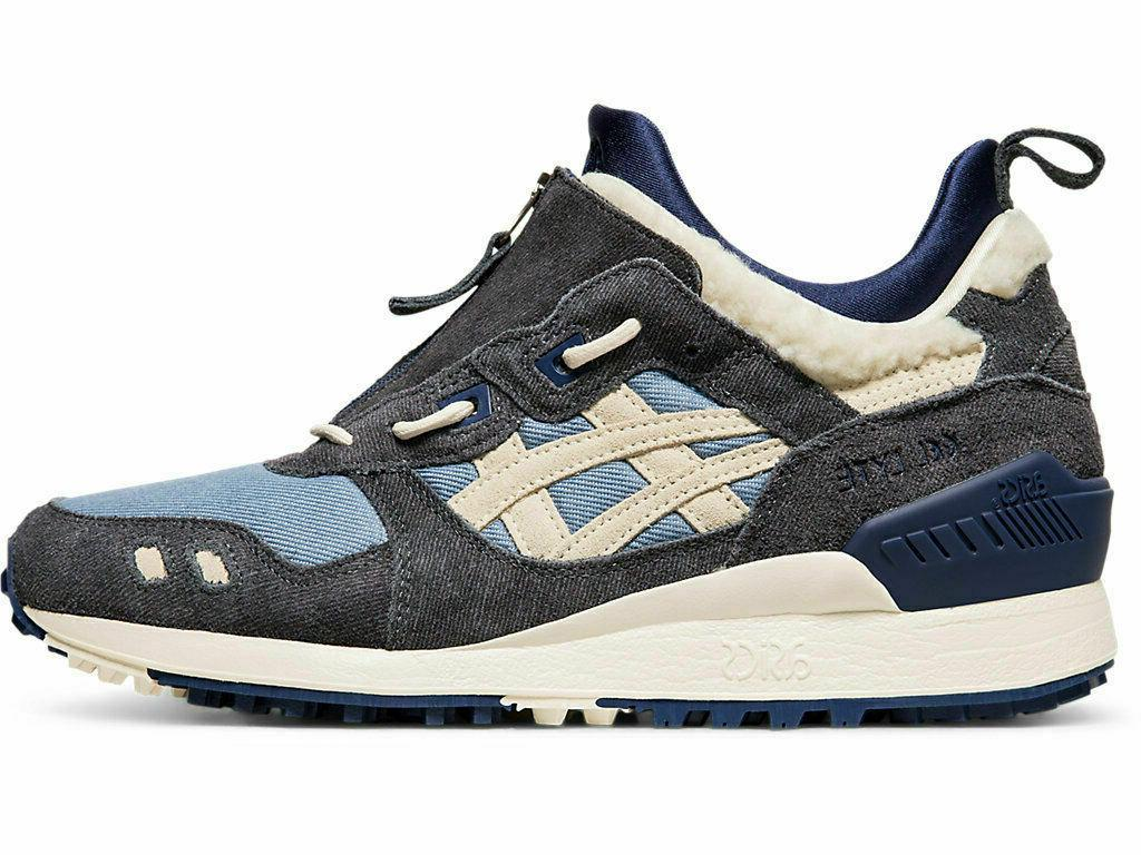 ASICS Tiger Unisex MT Suede Baby Blue Boost