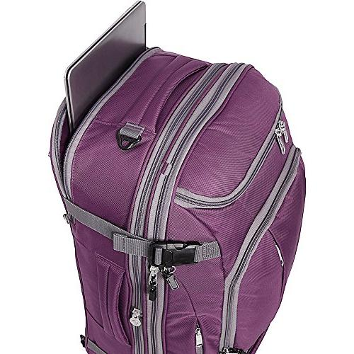 eBags Weekender Carry-On Travel Laptop -