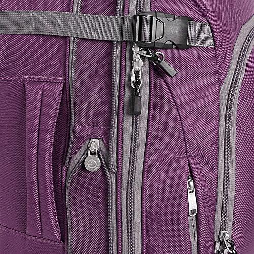 eBags TLS Mother Weekender Convertible Carry-On Backpack - Fits Laptop -