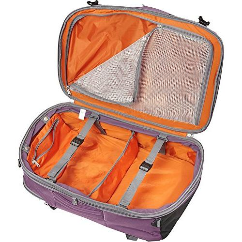 Weekender Convertible Carry-On Backpack Laptop -