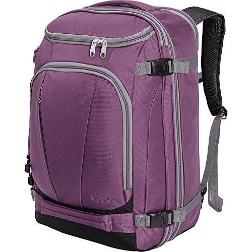 eBags Weekender Convertible Carry-On Travel Backpack Laptop -
