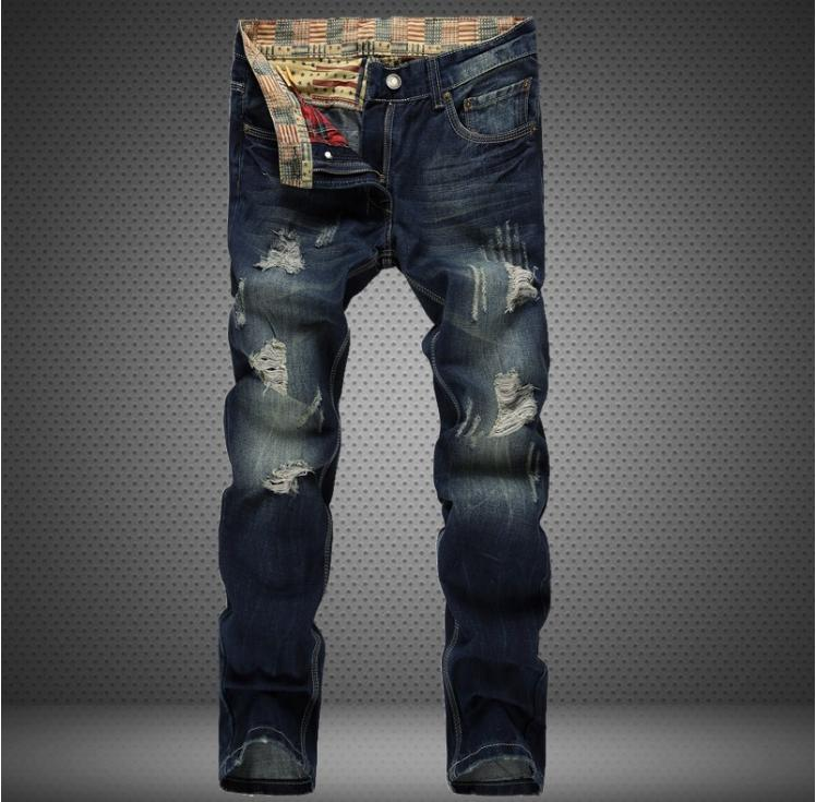 us mens stretch ripped slim fit jeans