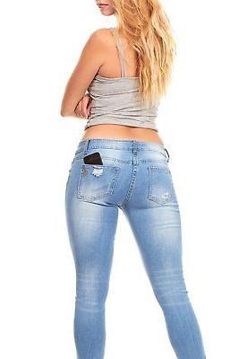 VIP Jeans Skinny for Junior 5
