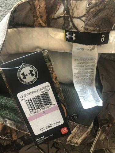 Under Armour Fitted Camo With Size NWT $89.99