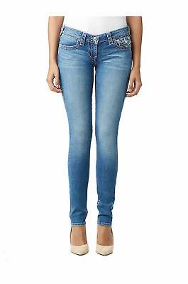 True Big T Jeans for Breast in Moonstone