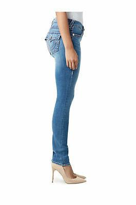 True Religion T Fit Jeans for Breast Moonstone
