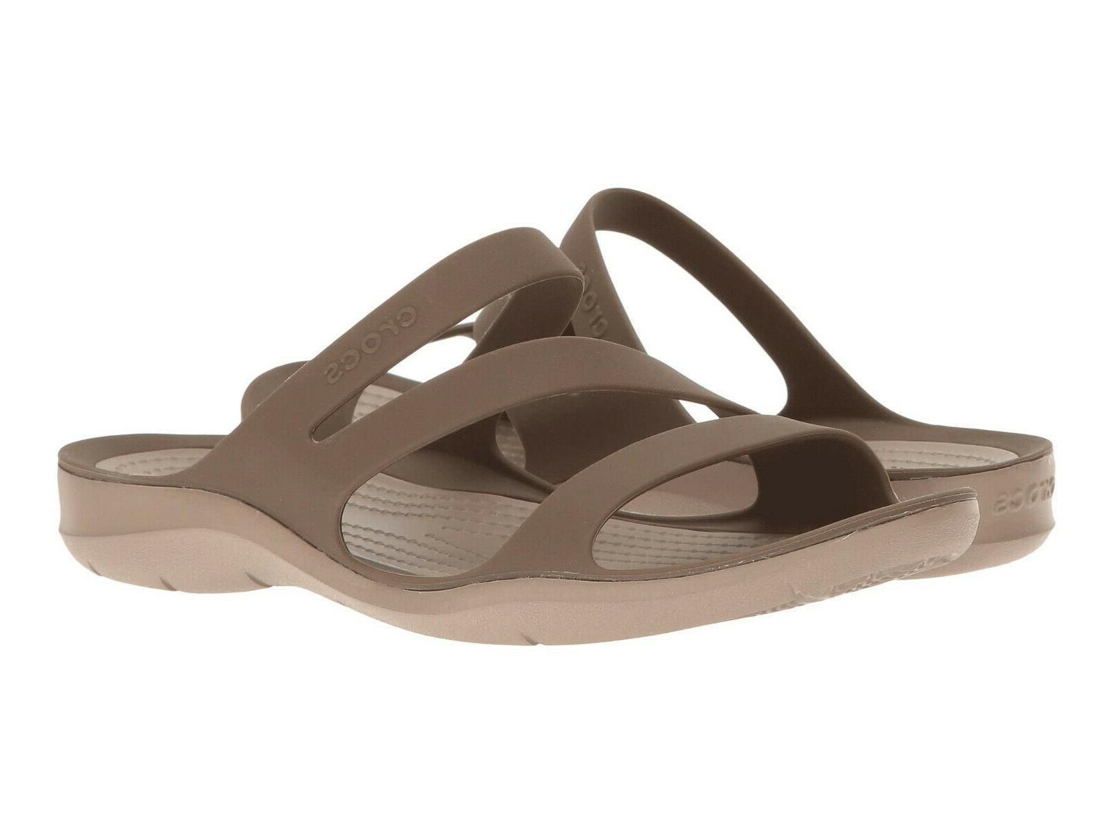 women swiftwater sandal 203998 267 walnut 100