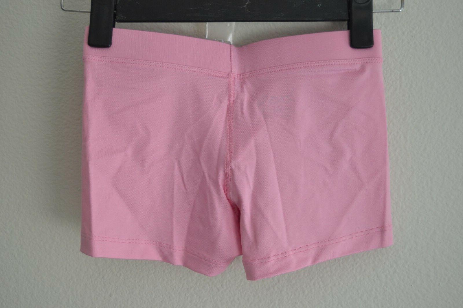 ASICS Short Pink Sz XXS NWT