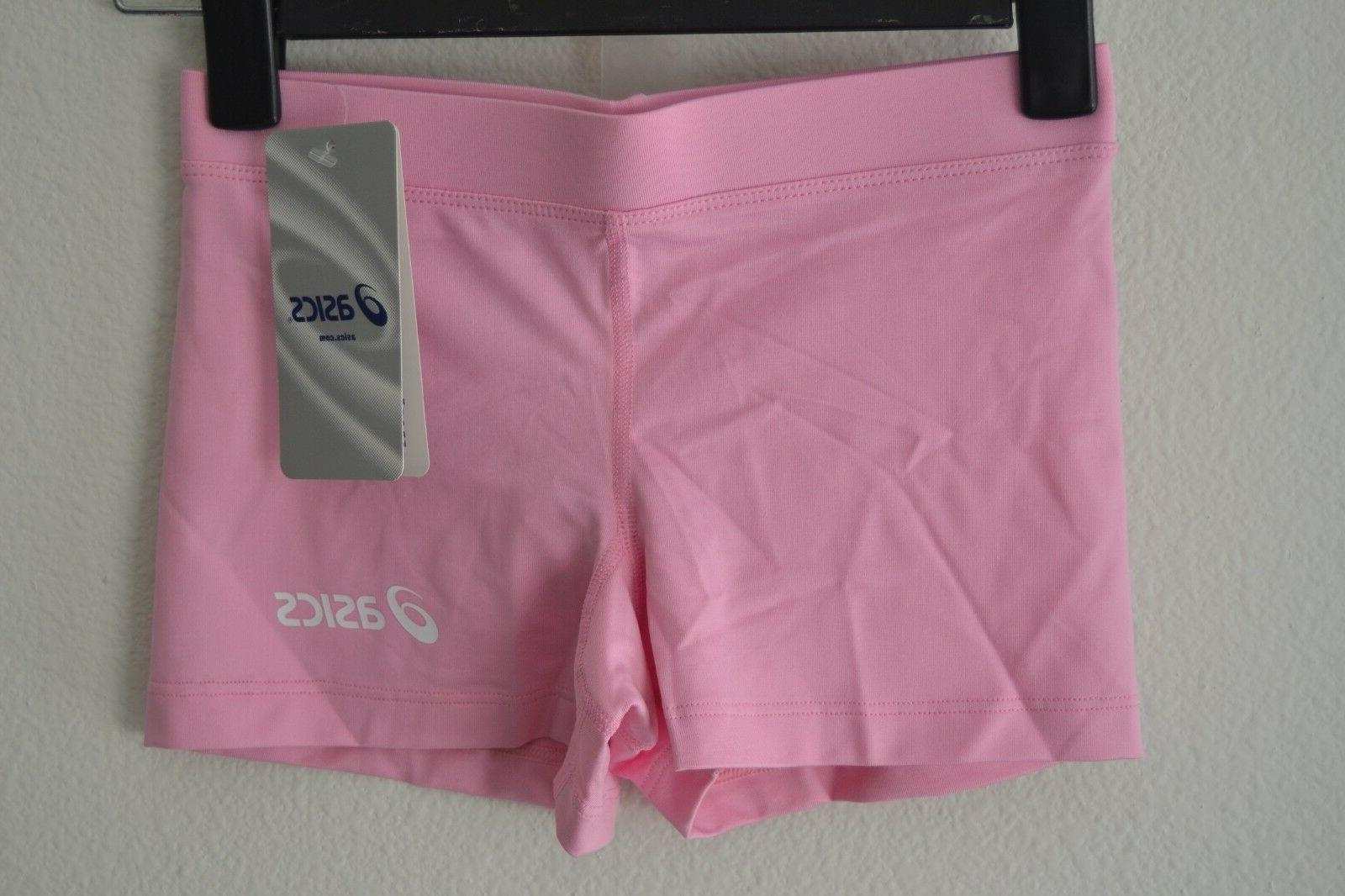 womens low cut short pink sz xxs