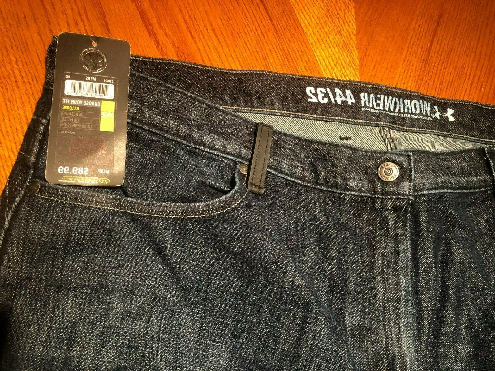 Under Workwear Jeans BRAND w/ TAGS 44W $89.99