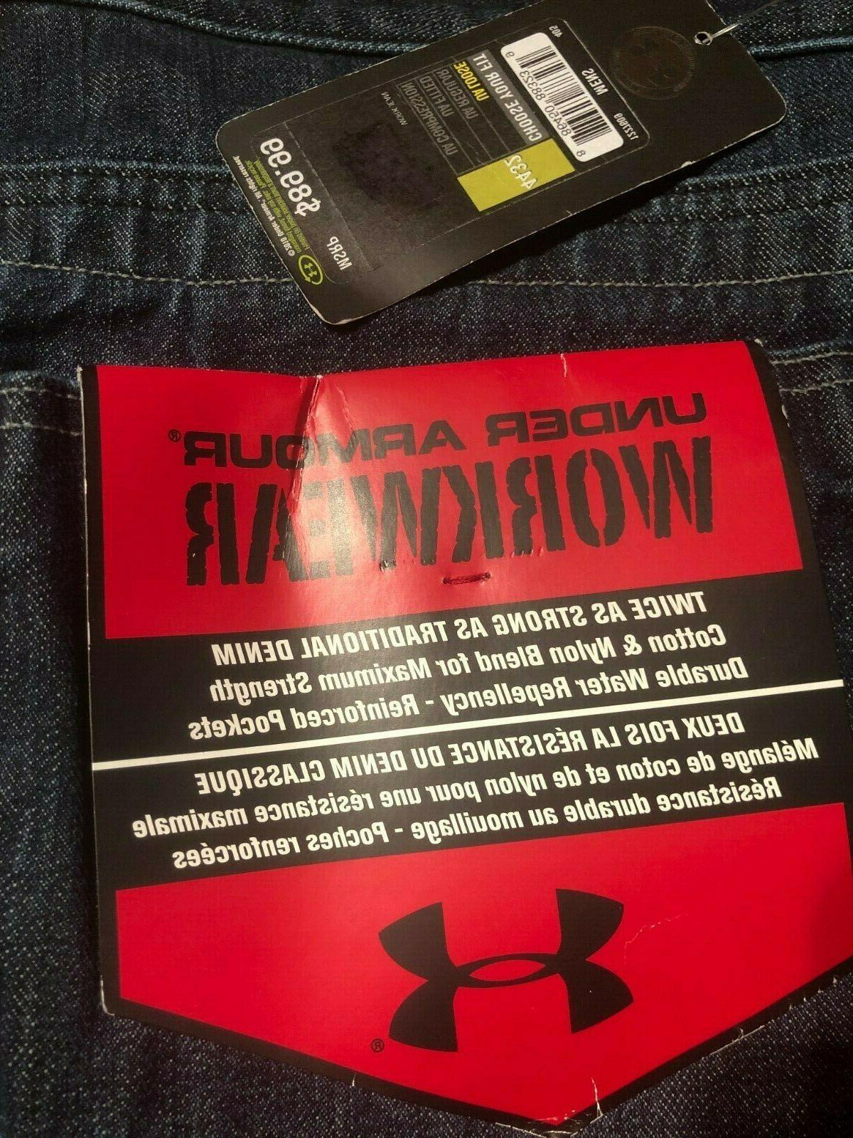 workwear jeans brand new w tags 44w