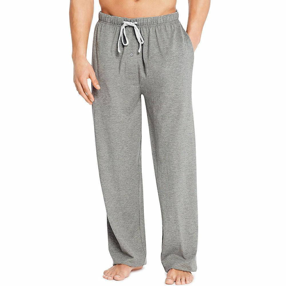 Hanes X-Temp Men's Jersey Pant with ComfortSoft