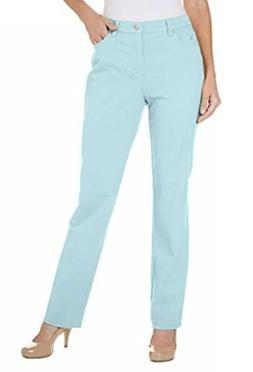 Gloria Vanderbilt Ladies Amanda Original Slimming Jeans Heri