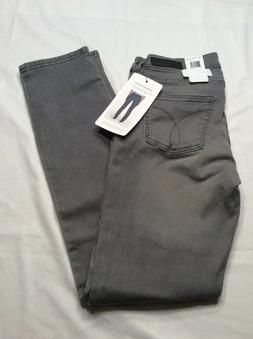 Ladies CALVIN KLEIN JEANS - Ultimate Skinny, Low Rise - NIGH