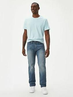 Levi Men 505™ Regular Fit Stretch Men's Jeans Goldenrod
