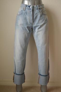 Levi's 501 Jeans for Women Light Sky Delta NWT Style  125010