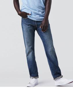 Levi's 501 Original Fit Stretch Jeans NWT Blue color MSRP $5