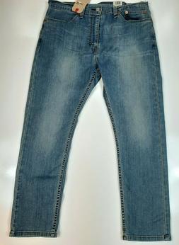 Levi's 510 Men's Skinny Fit Stretch Jeans Lake Anza Blue Tru