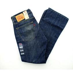 Levi's 527 Jeans Men's Slim Bootcut Denim Jean Pants, 0527 B