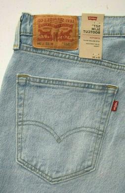 Levi's 527 SLIM BOOTCUT  Men's Jeans 055270569