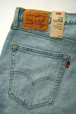 $$$ Levi's 527 SLIM BOOTCUT  Men's Jeans 055270569
