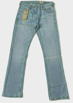 Levi's 527 SLIM Fit BOOTCUT Men's Jeans Shooting Star Light