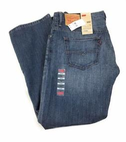 Levi's 569 - Mens Loose Straight Blue Jeans - Size 36 x 32 -