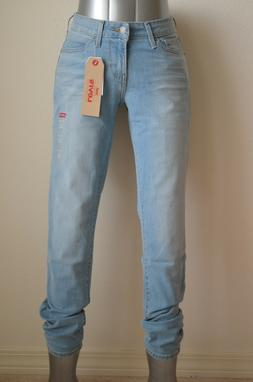 Levi's 811 Curvy Skinny Jeans Frosted Lake NWT Style 1983400