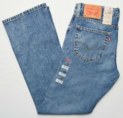 Levi's #8876 NEW Men's 527 Slim Bootcut Stretch Jeans