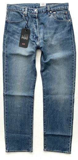 Levi's Levis Nwt Mens 501 '93 Straight Medium Wash Blue 7983