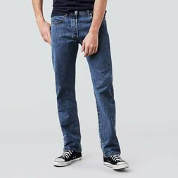 Levi's Men 501-0193 Original Fit Straight Leg Denim Jeans -M