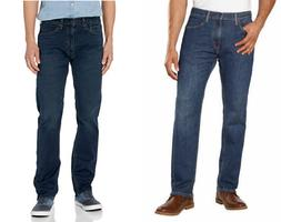 Levi's Men's 505 Regular Fit Straight Leg Jeans