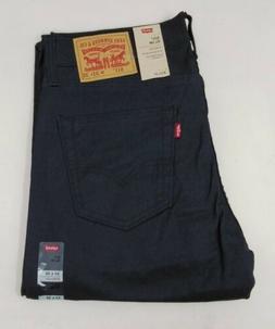 Levi's Men's 511 Slim Fit Jean - Black Indigo 33x32