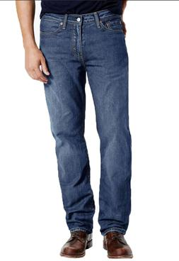 Levi's Men's 514 Straight Leg Jeans Medium Wash 005140790
