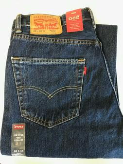 Levi's Men's 550 Jeans $27 OFF Size 29, 30, 31, 32, 33, 34,