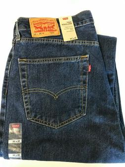 Levi's Men's 550 Relaxed Fit Jeans $27 OFF Size 36, 38, 40 o