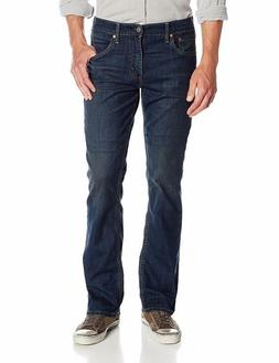 Levi's Strauss 527 Men's Premium Slim Bootcut Jeans Covered