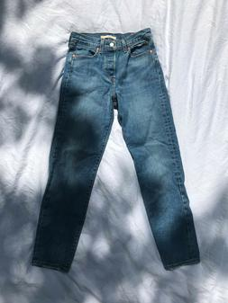 """Levi's """"These Dreams"""" Wedgie Icon Jeans"""