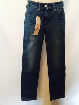 Levi's Woman Jeans 712 Slim Fit Mid-Rise Time Worn 25x30 or