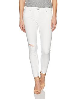 Levi's Women's 711 Skinny Ankle Jeans, Wash Out White, 28