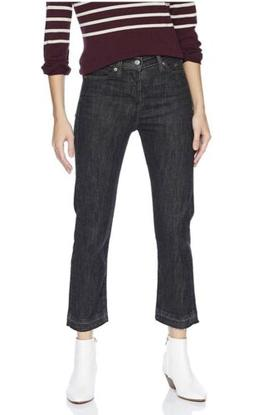 Levi's Women's Wedgie Straight Jeans, Dark Secret, 29