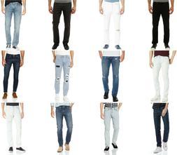 Levis 511 Slim Fit Jeans Mens Slim Slightly Tapered Leg Zip