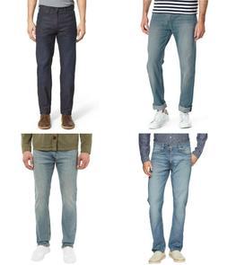 Levis 513 Slim Fit Straight Leg Jeans Mens Low Rise Five Poc
